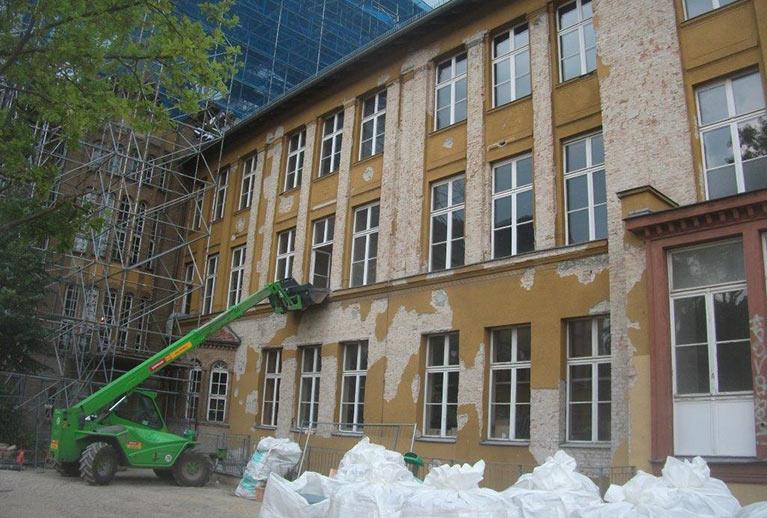 Berlin Fichtenberg Oberschule