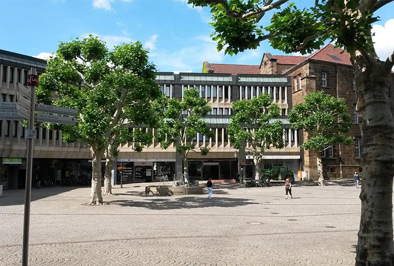 Minden Rathaus 1. BA