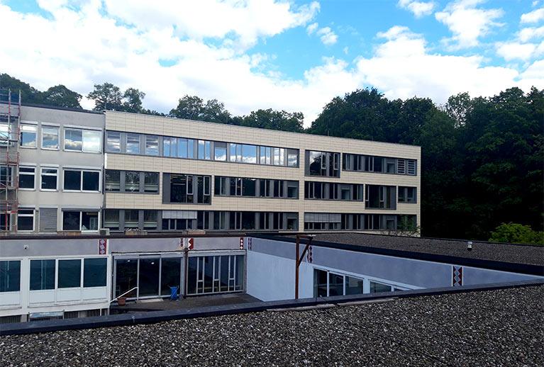 Kronberg Gymnasium, Aschaffenburg - 1. + 2. BA